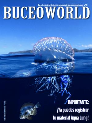 portada revista Buceo